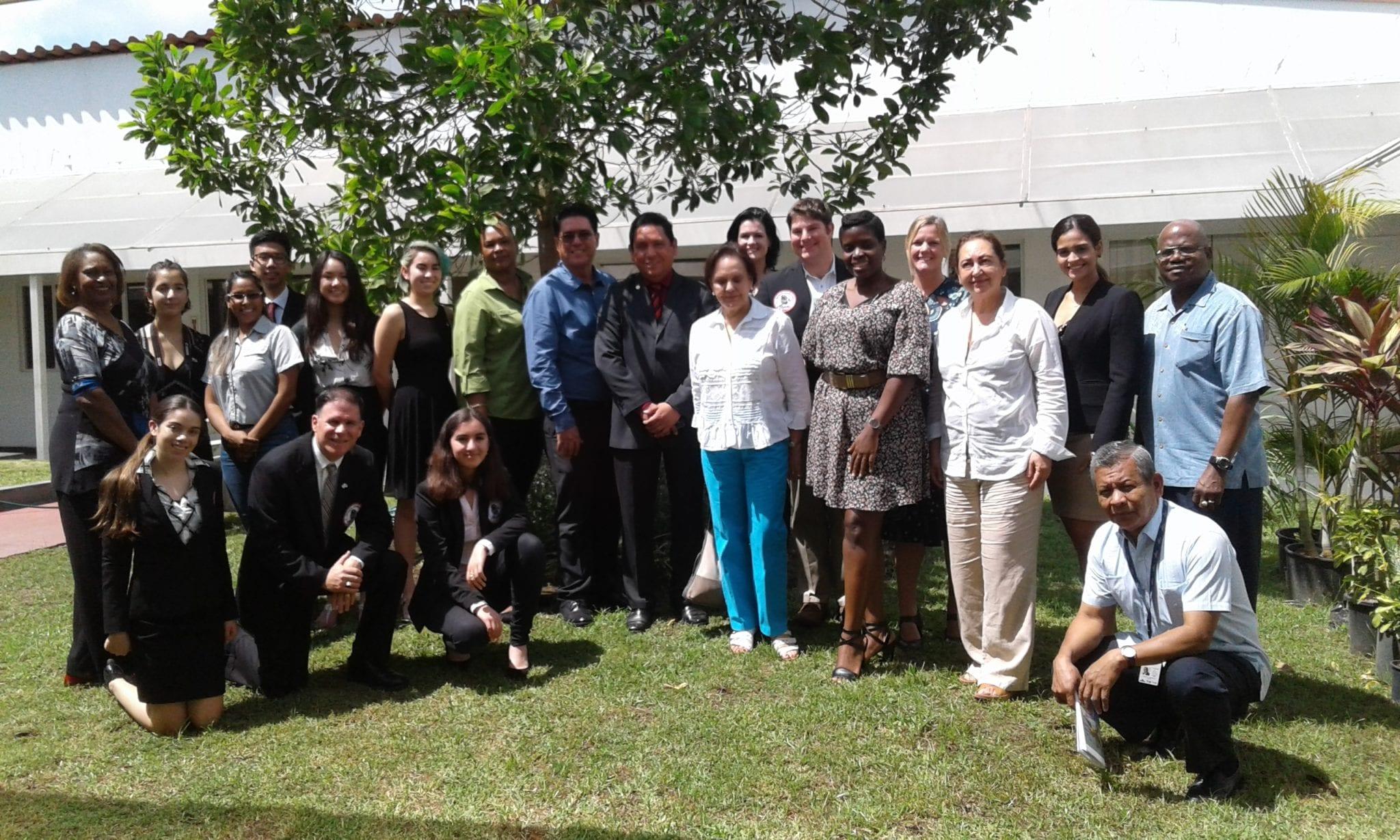 Programa educativo de Hermanamiento Ciudad de San Diego, Estados Unidos de América